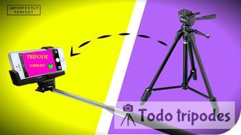 Hacer Tripode Casero Para Photocall