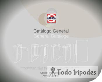 Manual De Instalacion Torniquete Tripode Argusa