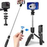 Manual De Instrucciones Syosin Palo Selfie Trípode Con Control Remoto
