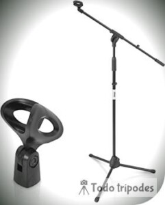 Tripode Para Microfono