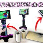 Tripode Para Tablet Casero