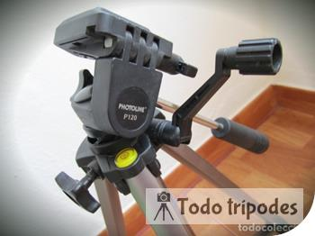 Tripode Photoline
